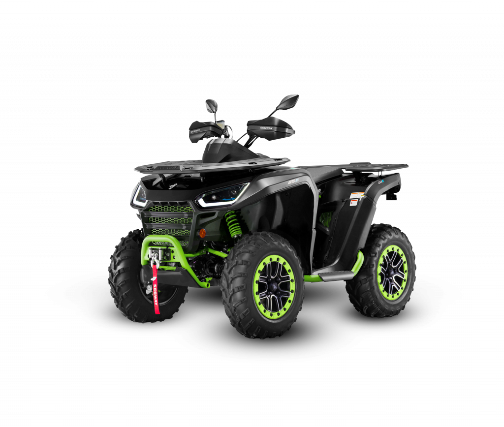 Bold Black/Green - FULL SPEC